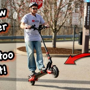 My New Electric Scooter is Way Too Fast & Fun!~ Varla Eagle One Dual 1,000w Motor Electric Scooter!