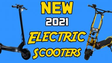 Newest Electric Scooters of 2021: What We Like, Don't Like, And Want Most | ESG Liveshow #71