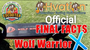 2021 Kaabo Wolf Warrior X | Final Facts OHvation
