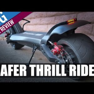 4 Upgrades For a Safer Thrill Ride | Mercane WideWheel Pro Review