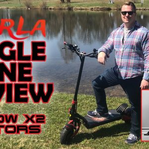 40MPH Electric Scooter! Varla Eagle One Unboxed and Reviewed