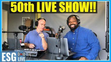 50TH SHOW! | Live Show #50