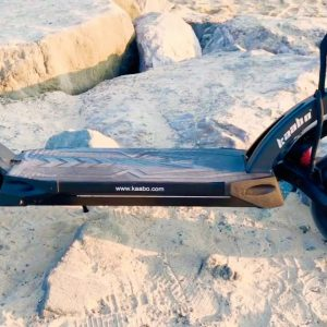 Kaabo Mantis Pro | Special Black edition with Minimotors Control Throttle..