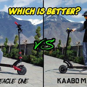 Kaabo Mantis VS Varla Eagle One (Zero 10x, Apollo Pro, Turbowheel Lightning)