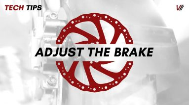 Adjust the Brake on Electric Scooter