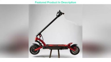 Review Train Shipping Kaabo Mantis Pro 10inch Dual Motor 2000w Lg Battery 60v 24.5ah Electric Scoot