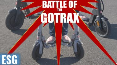 Battle of the Gotrax | Entry-level Scooter Showdown