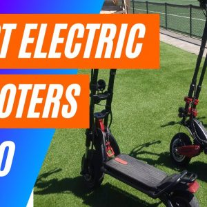 Best Electric Scooters of 2020 - 4K