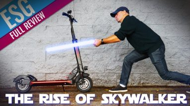 Best Scooter Under $1000? | Kaabo Skywalker 10S Review