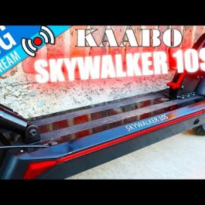 Scooter Chat #18 - Kaabo Skywalker 10S w/ KREO via Live Chat + Your Questions