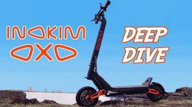 Inokim OXO Deep Dive: Is this Record Breaking Dual Motor Scooter Worth It?   ESG Live Show #70