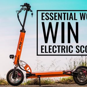 Essential Workers Can Win 1 of 30 Electric Scooters | $20k Giveaway