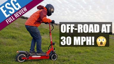 Off-Road Beast Goes 30MPH in 5 Seconds! | Qiewa QPower Comprehensive Review