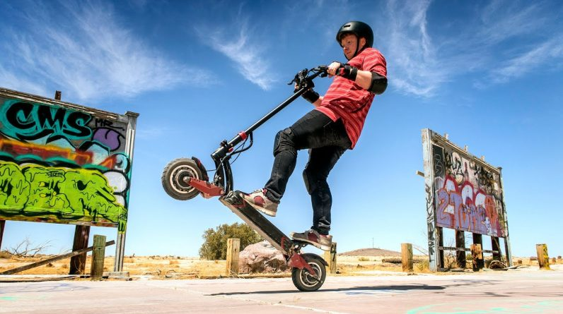 Game Changer! 40 MPH Varla Eagle One Electric Scooter