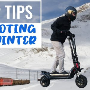 GREAT WINTER RIDING SHOW - Top Tips for Winter Riding | ESG Liveshow #66