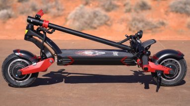 Hop on Varla Eagle One for an Off-road Ride