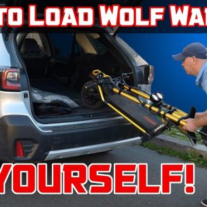 How to Load Up a Wolf Warrior, By Yourself! #shorts