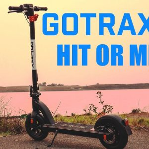 Hyped up scooter: Hit or Miss? | Gotrax G4 Review