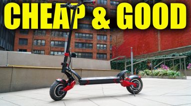 I BOUGHT the NICEST eScooter possible for $1,599 - Varla Eagle One