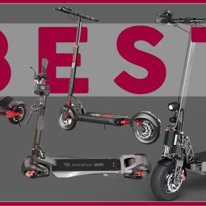 Big Guy Electric Scooter Review - Mercane MX60 - Zero 10X - Zero 10 - Mercane Wide Wheel Pro