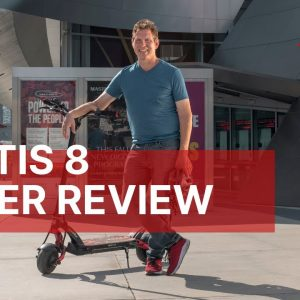 Is it Easy to Ride the Kaabo Mantis 8 Everyday? | Kaabo USA Rider Review