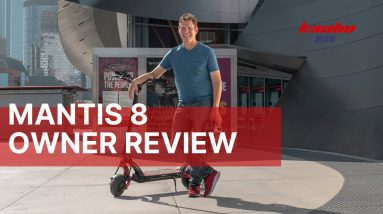 Is it Easy to Ride the Kaabo Mantis 8 Everyday?   Kaabo USA Rider Review