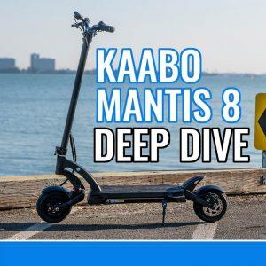 Kaabo Mantis 8 Deep Dive | Live Show #61