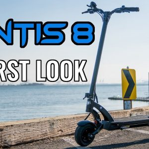 Kaabo Mantis 8 First Look