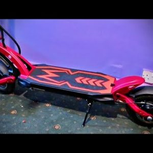 KAABO MANTIS LITE PLUS 48v 800w 18.2ah Electric Scooter : Quick Update