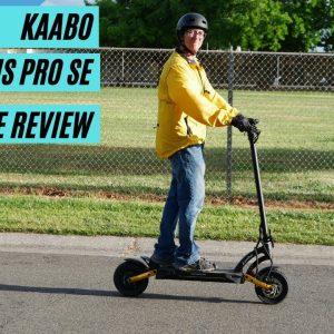 Kaabo Mantis Pro SE, Full Riding Review!