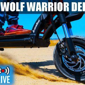 Kaabo Wolf Warrior Deep-Dive With Fluid Freerides CEO | ESG Live #37