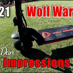 Kaabo Wolf Warrior X | First Impressions