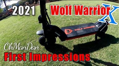 Kaabo Wolf Warrior X   First Impressions