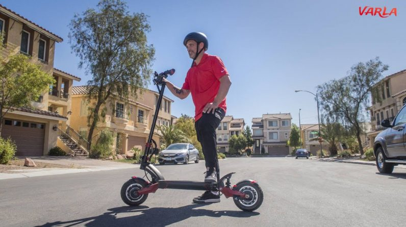 Keep riding, stay young | 40 MPH | Varla Eagle One