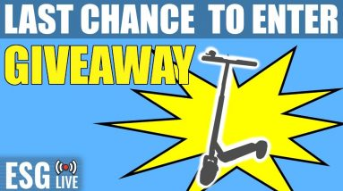 Last Chance To Enter Essential Worker Giveaway!   ESG Live #39