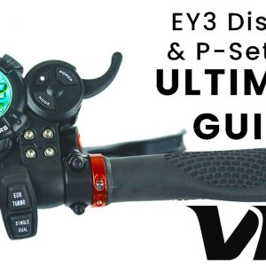 How to Navigate the EY3 Display and P-Settings for the Kaabo Mantis Pro, Wolf Warrior and Wolf King