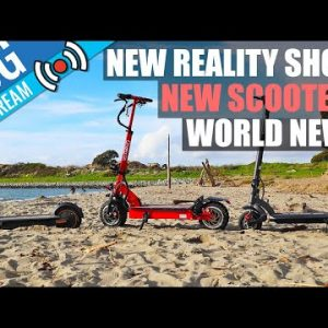 Scooter Live Chat #23 - New Reality Show: Scooter Hunters Premier + Zero 9 & GoTrax XR