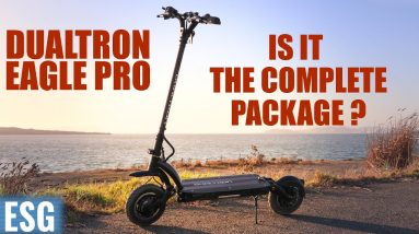 Minimotors Dualtron Eagle Pro Review | Top seller with top marks?