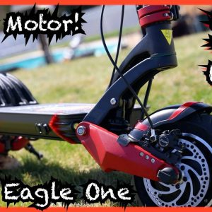 Varla Eagle One 40Mph Dual Motor Electric Scooter With Hydraulic Brakes First Impression!