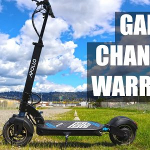 New Apollo Scooter is Changing the Game | Apollo Explore Review