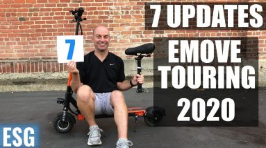 New EMOVE Touring 2020 Scooter Review | Just updates or real upgrades?