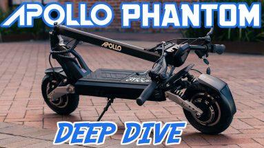 Apollo Phantom Deep Dive | What Makes This Scooter Innovative? ESG Liveshow #79