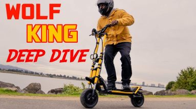Kaabo Wolf King Deep Dive | Make Way for This 60 MPH King on ESG Liveshow #75