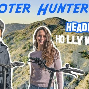 Scooter Hunters Live: Couples Edition Headed to Hollywood | ESG Liveshow #73