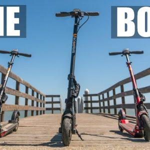The Boss of Ultra-Portable Scooters | Uscooters Booster (E-twow) GT 2020 Review
