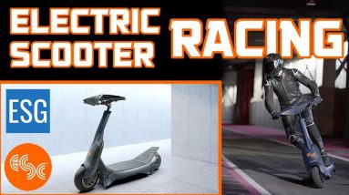 Electric Scooter Racing: World's First Scooter Championship (eSC) and More | Liveshow #82