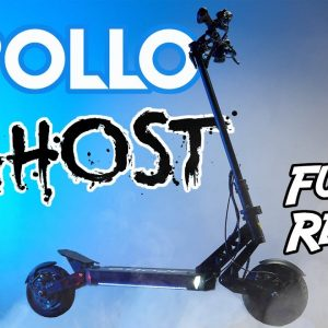 Apollo Ghost Is the Fastest, Most Feature Packed $1500 Dual Motor Scooter