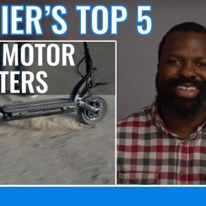 Ramier Discusses his Top 5 Dual Motor Scooters! | Live Show #60