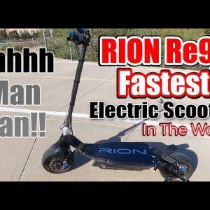 RION Re90  | Let's TEST the Manageability