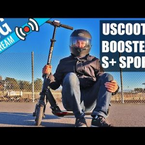 Scooter Chat #21 - UScooter Booster V w/ GM via Live Chat + Your Questions